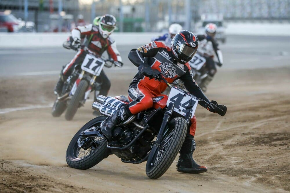 Scott Hunter/American Flat Track