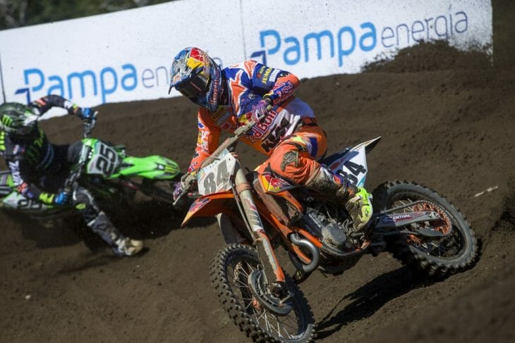 2018 MXGP Argentina Results
