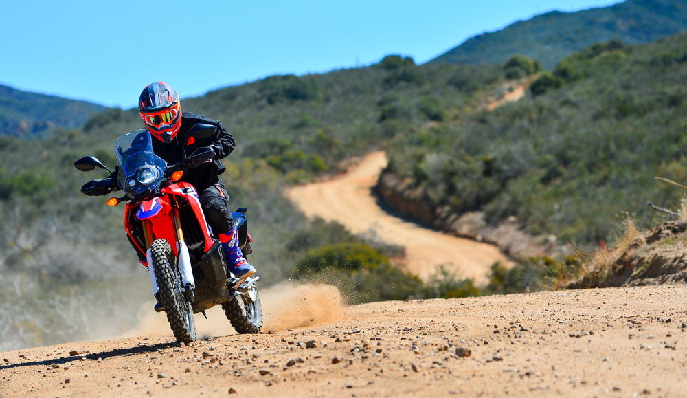 2018 Honda Crf250l Rally Full Test Cycle News