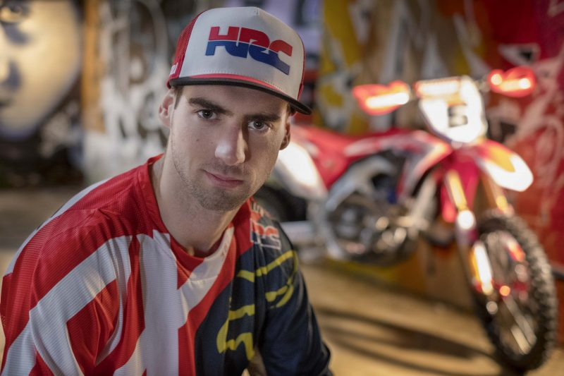 Brian Bogers - Team_HRC