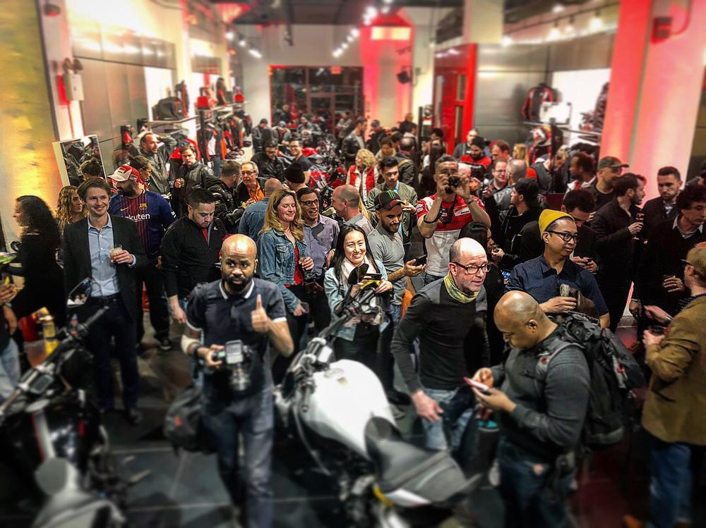 Ducati New York City