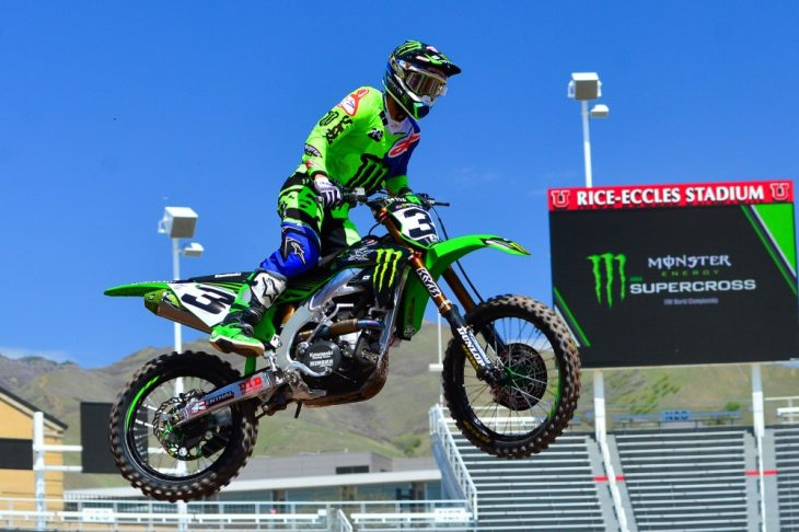 Salt Lake Supercross Pre-Race Notes