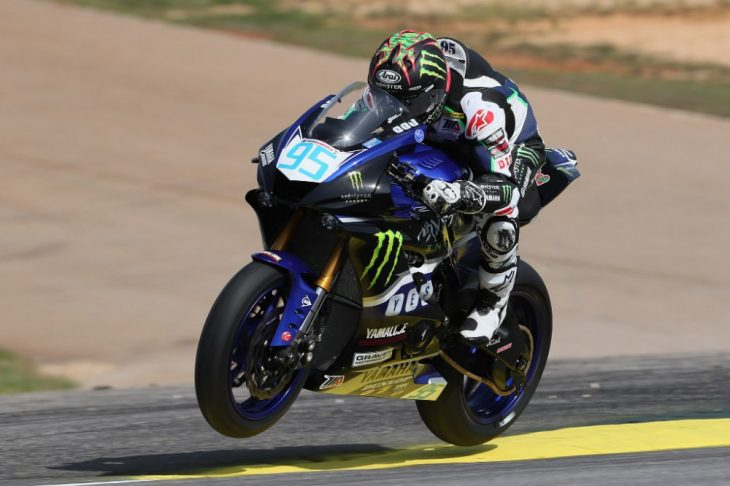 2018 MotoAmerica Friday Results from Road Atlanta