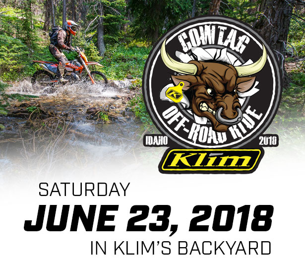 KLIM Cow Tag Off-Road Ride | June 23