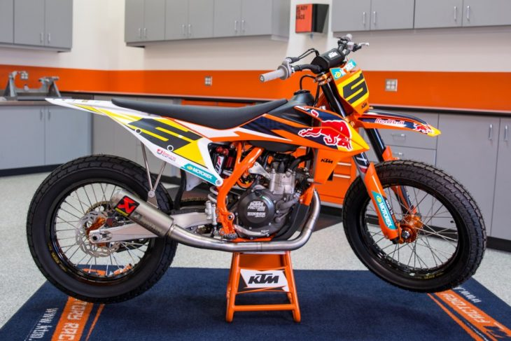 KTM_To_Enter_American_Flat_Track_Racing_in_2019