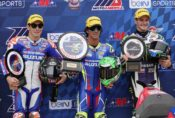 Toni Elias won 2018 COTA MotoAmerica Superpole