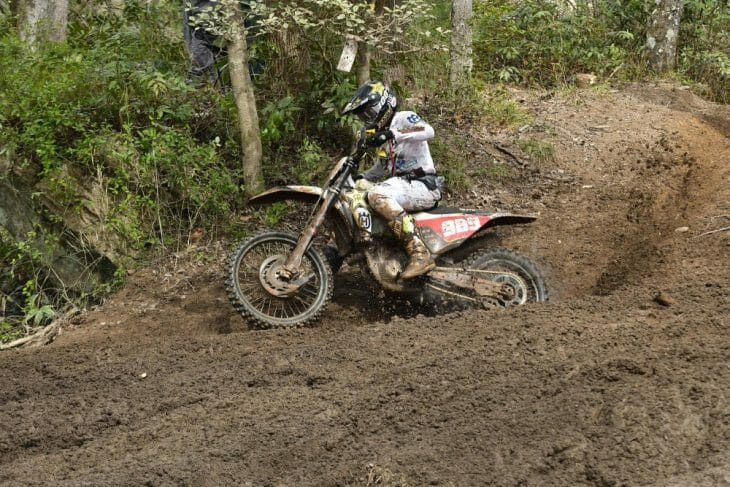 Steele Creek N.C. GNCC Results 2018