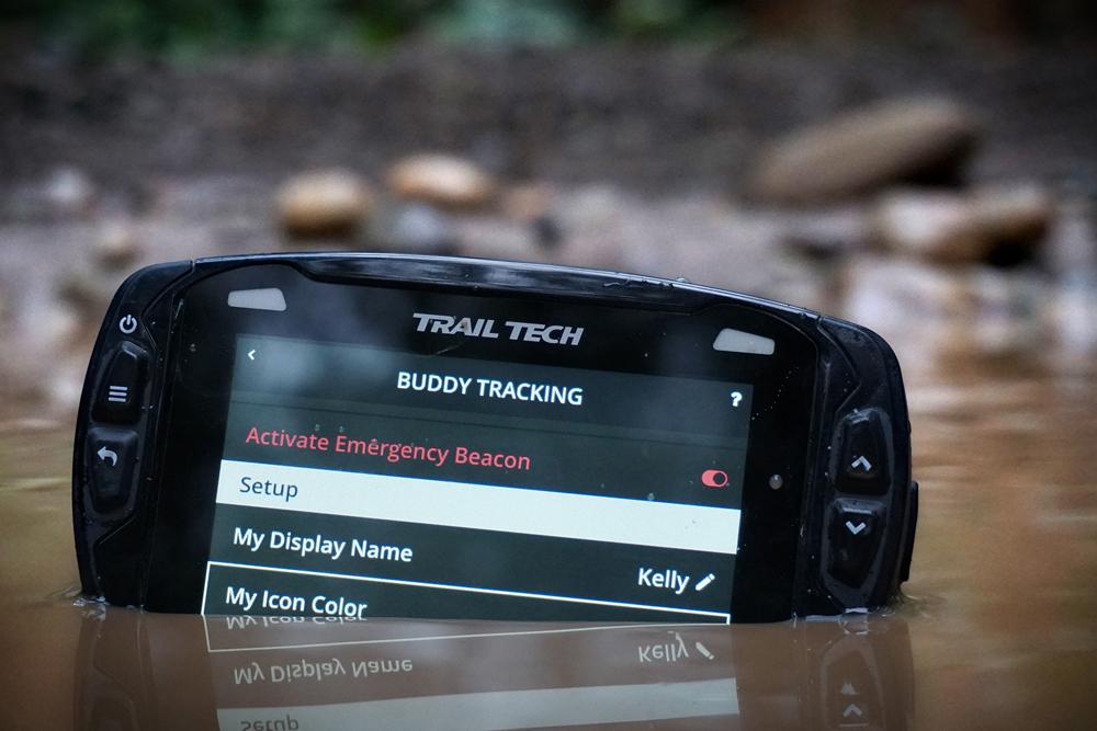 Trail Tech Voyager Pro GPS