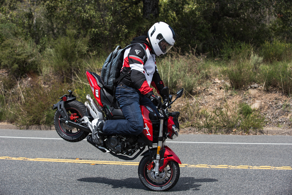 2018 Benelli TNT135 | FIRST TEST - Cycle News