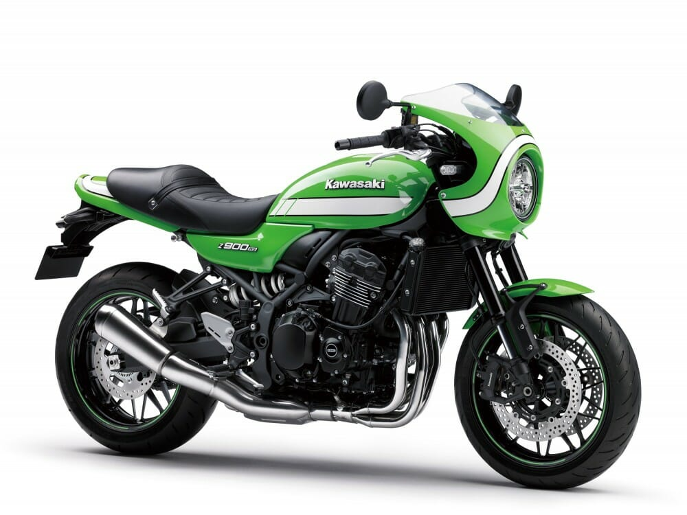 2018 Kawasaki Z900RS Cafe Unveiled For US Market