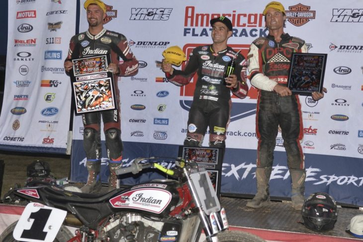 2018 American Flat Track Results from Phoenix