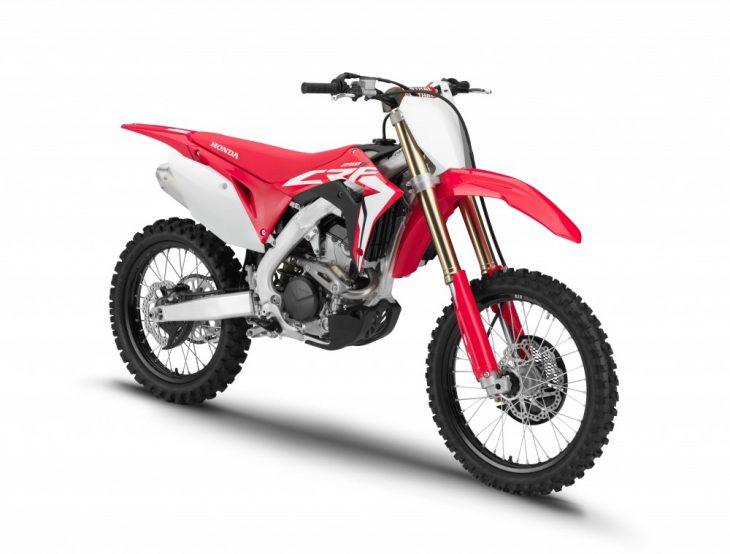 2018 Honda CRF250R: First Look