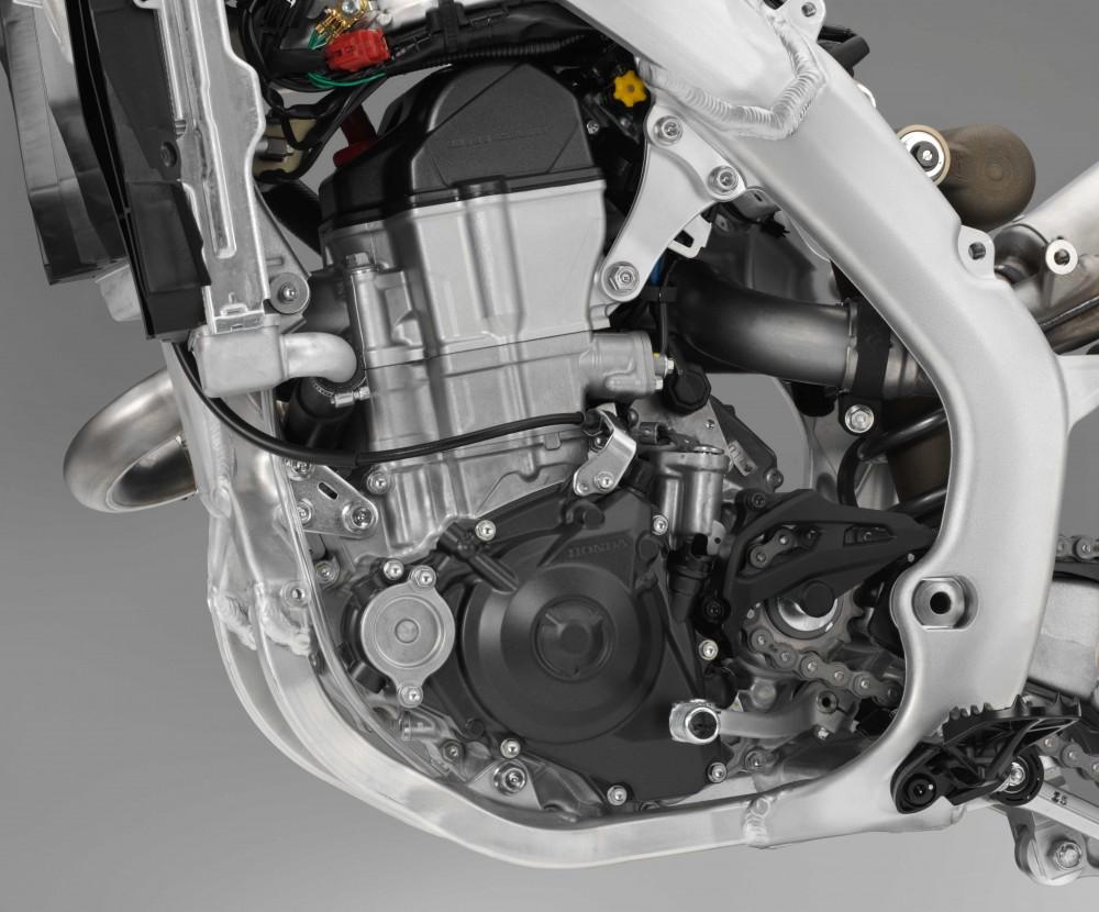 2019 Honda Crf450r First Look Cycle News
