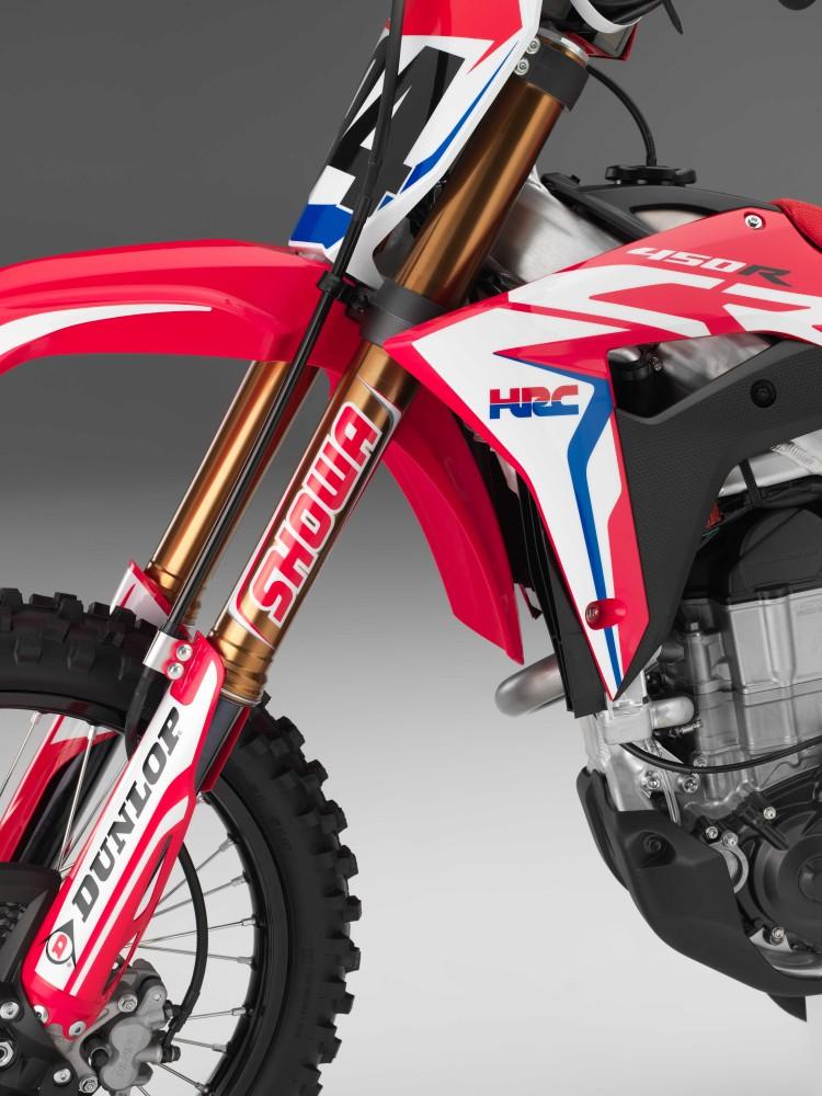 Honda Crf 80 >> 2019 Honda CRF450RWE: First Look - Cycle News