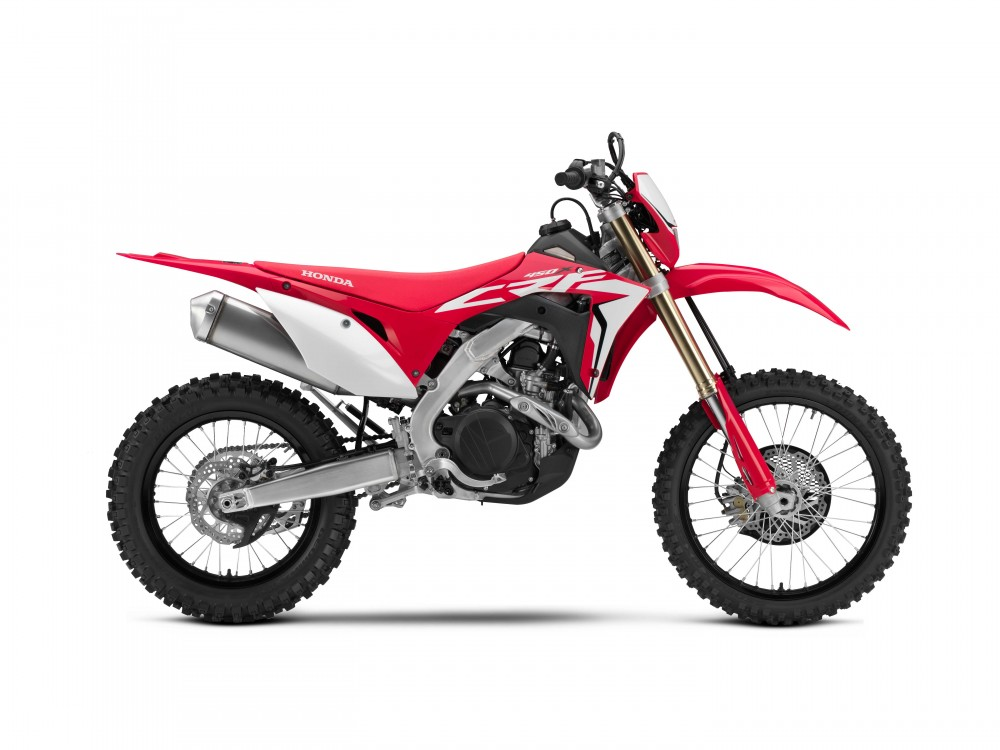 2019 honda crf450x first look cycle news. Black Bedroom Furniture Sets. Home Design Ideas