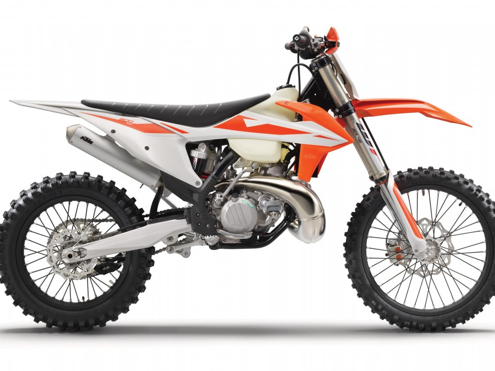 2019 KTM XC-W Two-Stroke Off-Road Lineup: First Look