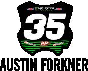 Monster Energy Pro Circuit Kawasaki Austin Forkner