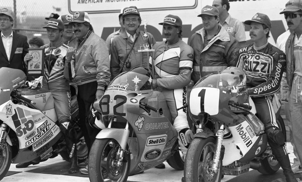 1988 Daytona Pro Twins