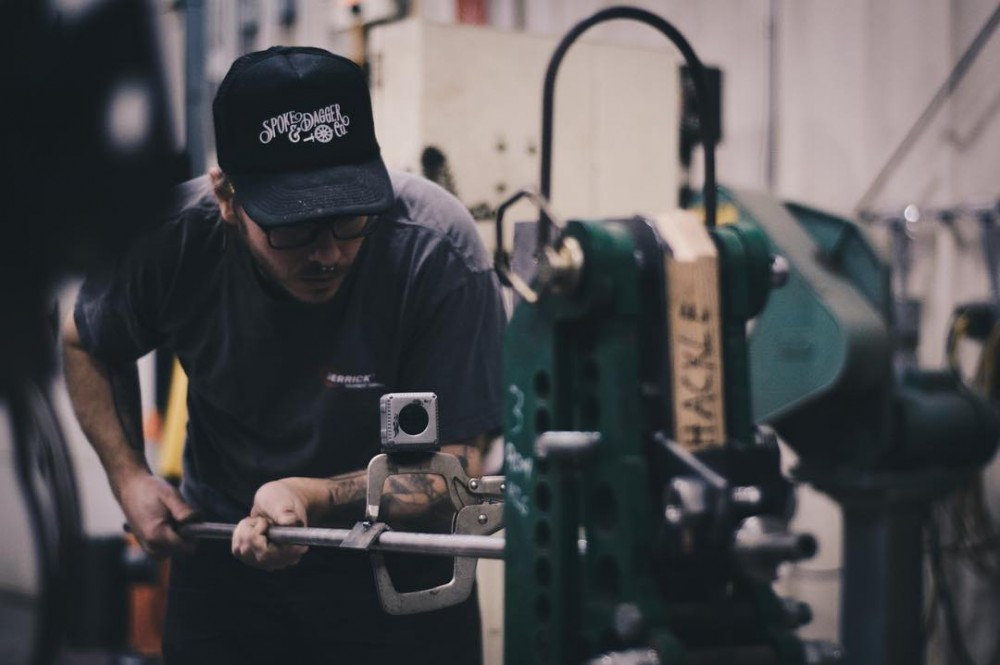 The Wrench: Scout Bobber Build Off