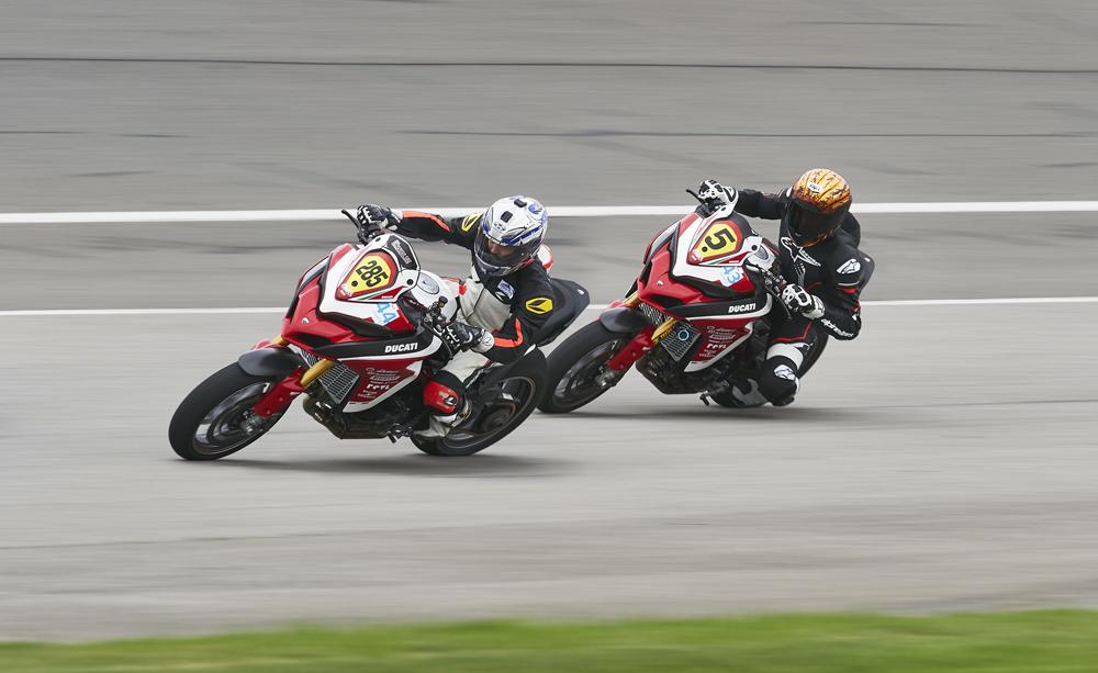 Ducati Pikes Peak Team