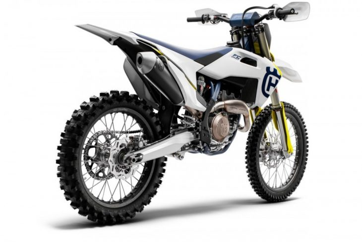 2019 Husqvarna Motocross Lineup First Look Cycle News