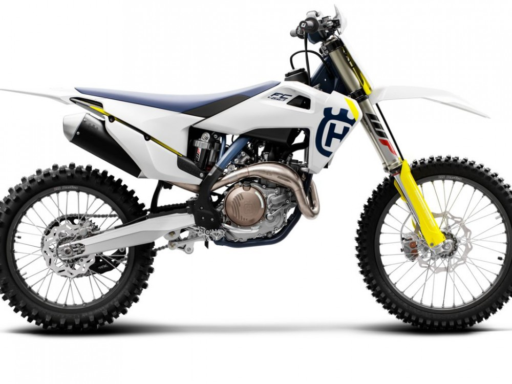 2019 Husqvarna Motocross Lineup: First Look