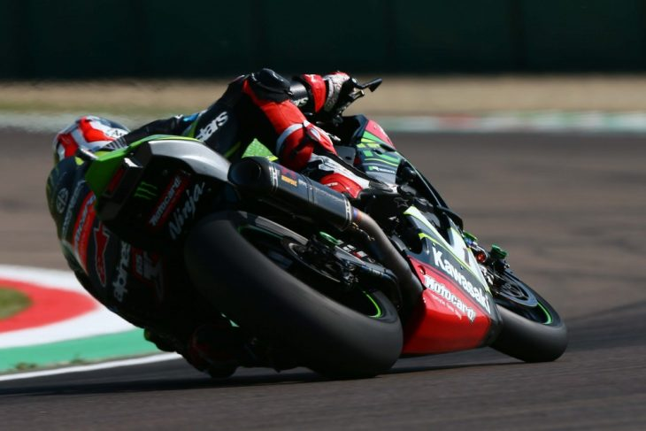2018 Imola WorldSBK Friday Qualifying