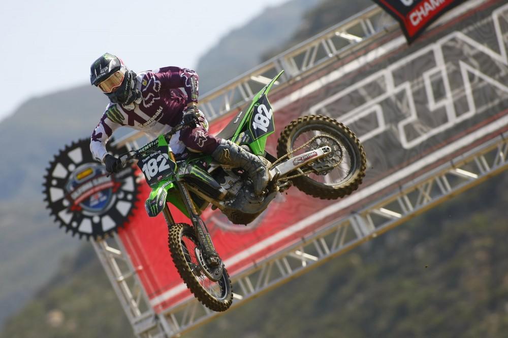 Monster Energy Pro Circuit Kawasaki MX Team
