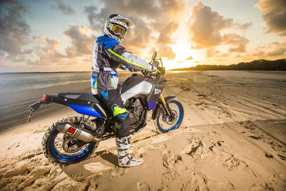 The yamaha tenere 700 world raid chases the next horizon for Yamaha adventure bike 2018