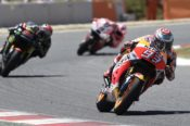 Marquez has been a winner at Catalunya in the past.