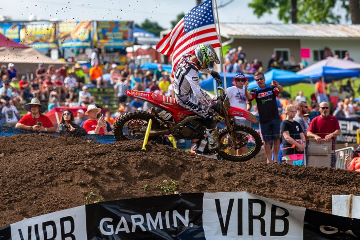 2018 Muddy Creek 250cc National MX Results