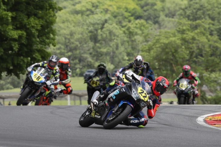 2018_Road_America_MotoAmerica_Sunday_Results_Junior_Cup