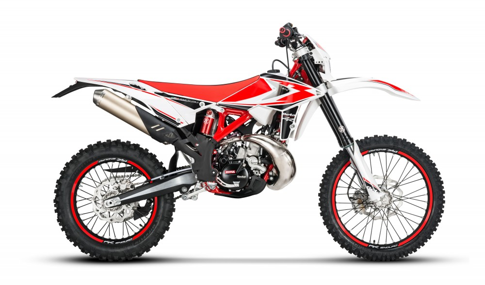 Beta unveils new 200 RR