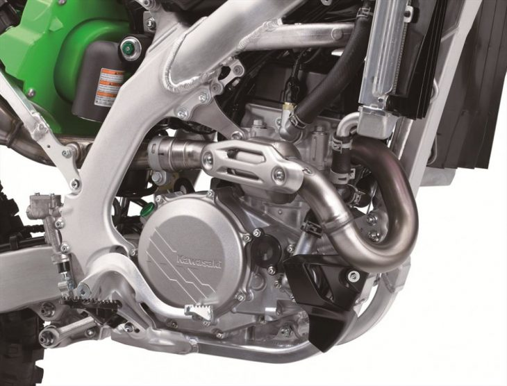 New hydraulic clutch and finger-follower valvetrain tech are on-board for Kawasaki in 2019.