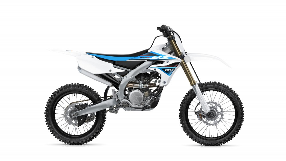 2019 yamaha yz250f all new cycle news first look. Black Bedroom Furniture Sets. Home Design Ideas