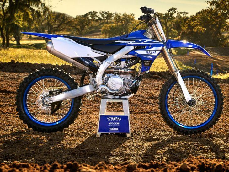 2019 Yamaha YZ450F Motocrosser First Look