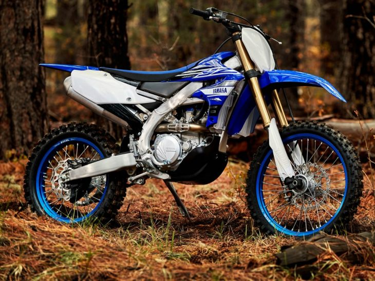 2018 Yamaha YZ450FX Cross Country First Look