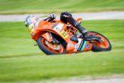 KTM Orange Brigade Riders at Road America
