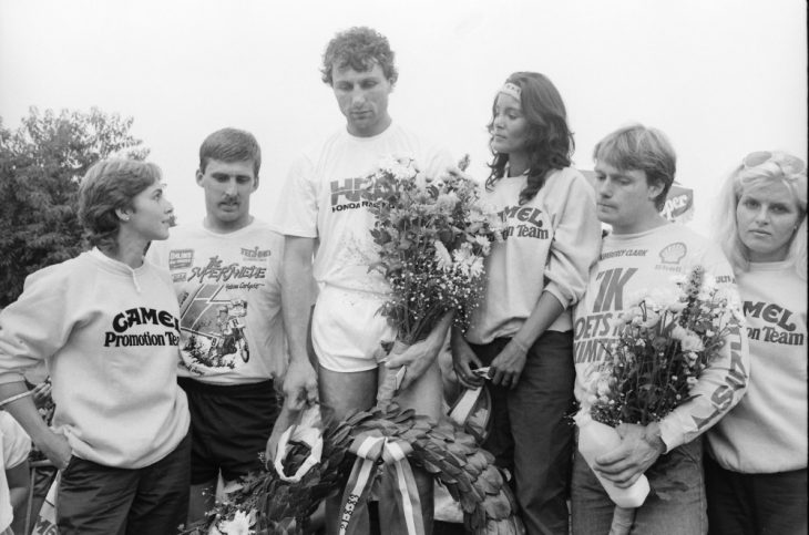 1983 Dutch 500cc MXGP podium