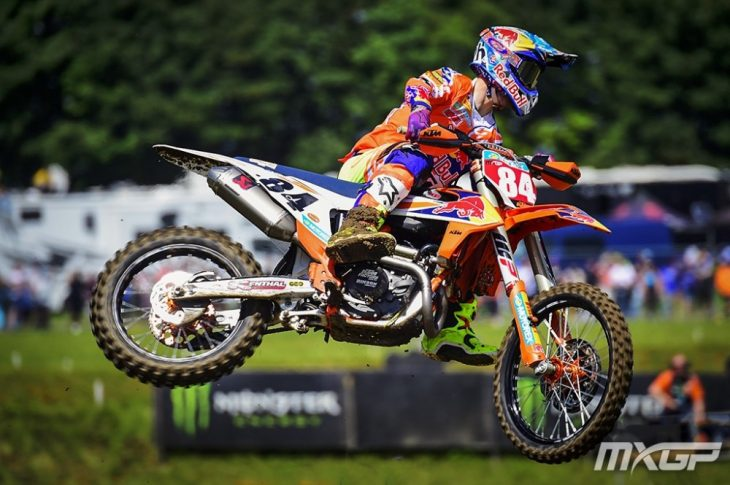 2018 Matterley Basin Great Britain MXGP Results