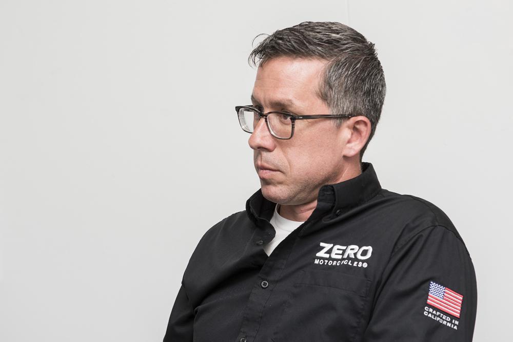 Sam Paschel, PDG de Zero Motorcycles, n'était pas heureux que la conception de Curtiss utilise diverses pièces de groupe motopropulseur de différents fournisseurs.