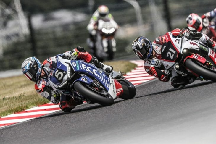 2018 Suzuka 8 Hours Friday Results Honda