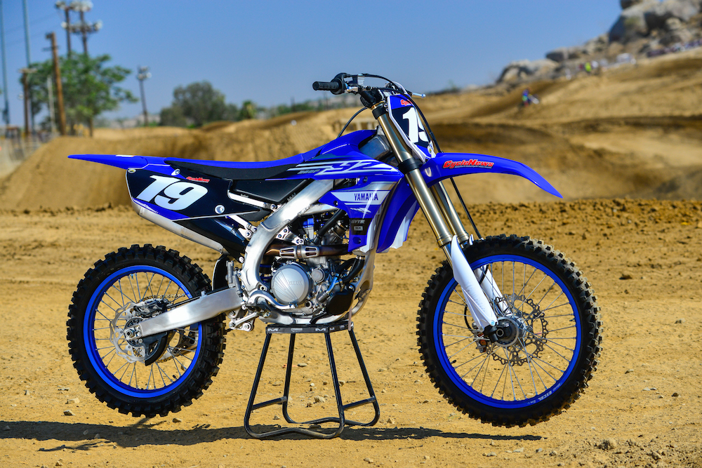 Admirable 2019 Yamaha Yz250F First Test Caraccident5 Cool Chair Designs And Ideas Caraccident5Info