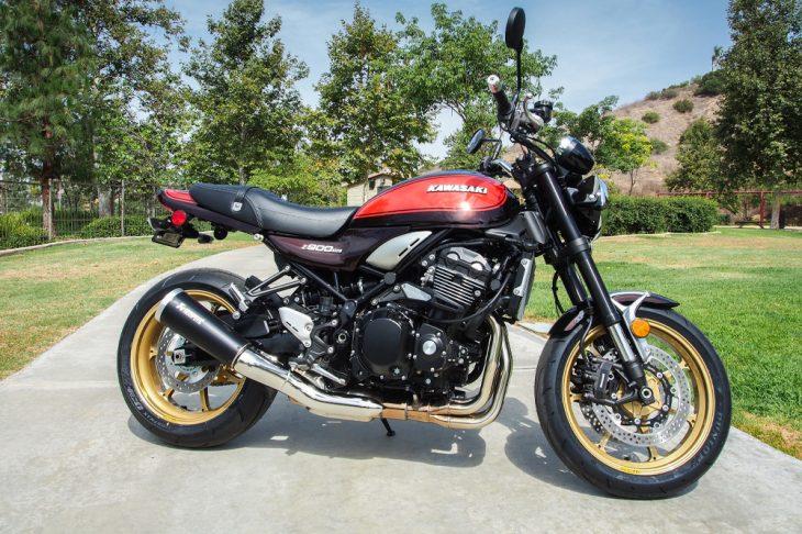 2018 Kawasaki Z900RS   Project Bike