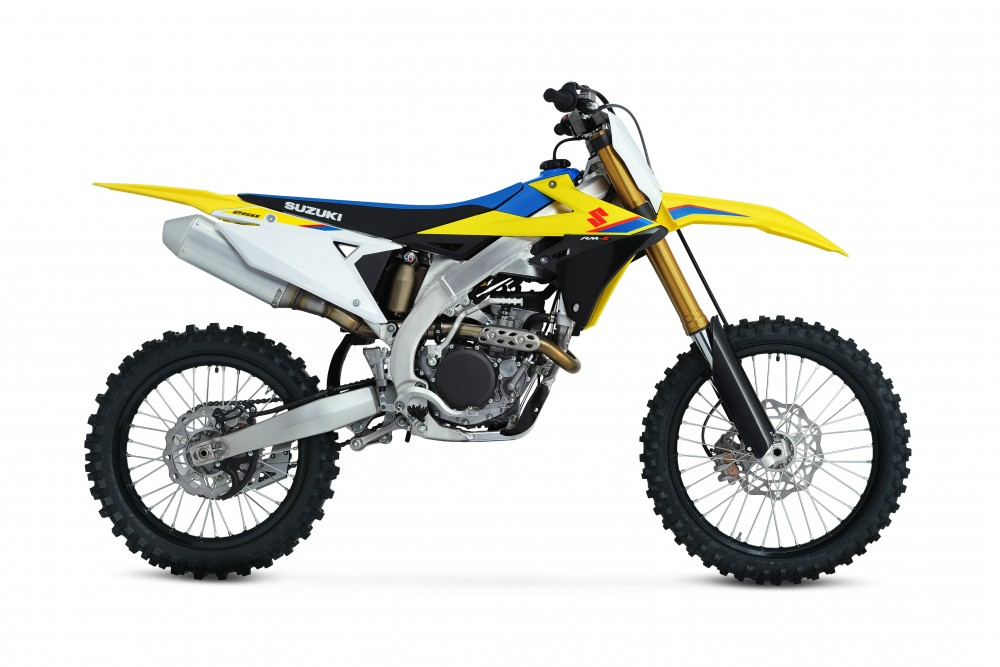 2019 suzuki rm z250 first look. Black Bedroom Furniture Sets. Home Design Ideas