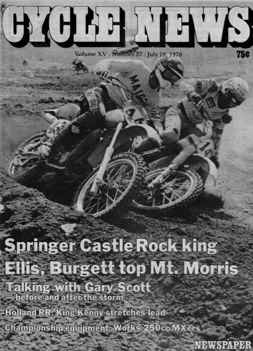 Cycle News Archives, Issue 27, 1978