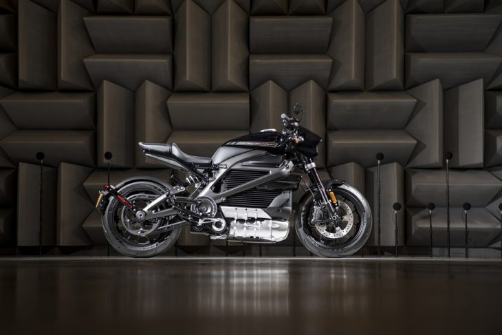 New Harley-Davidson Models On The Way Livewire