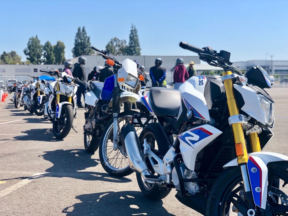 The BMW G 310 R has been added to Westside Motorcycle Academy's fleet of training motorcycles.