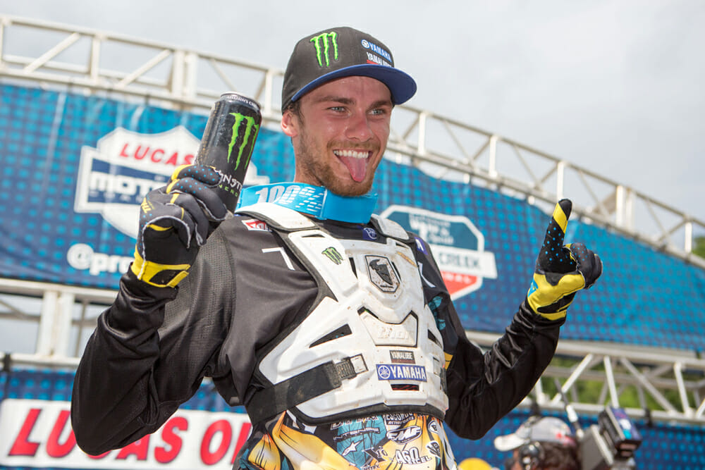 Aaron Plessinger is learning that just going fast is not necessarily the only ingredient in winning championships.