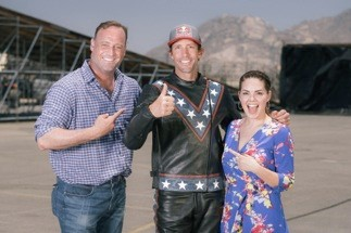 """Evel Live"" with Travis Pastrana"